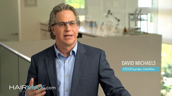 HairMax CEO David Michaels